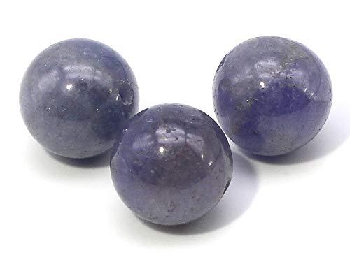 (SAJ) 1粒売り タンザナイト 8mm パワーストーン 天然石 バラ売り