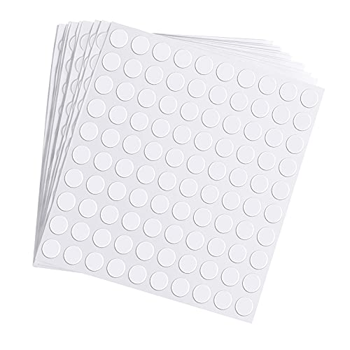 Double-Sided Adhesive Dots Transparent Double-Sided Tape Stickers...