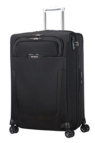 SAMSONITE Duosphere - Spinner 67/24 Expandable Bagage cabine, 67 cm, 80.5 liters, Noir (Black)