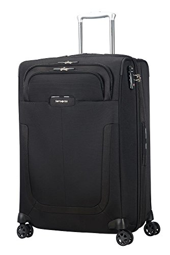 Samsonite Duosphere - Spinner 67/24 Expandable Koffer, 67 cm, 80.5 L, Black