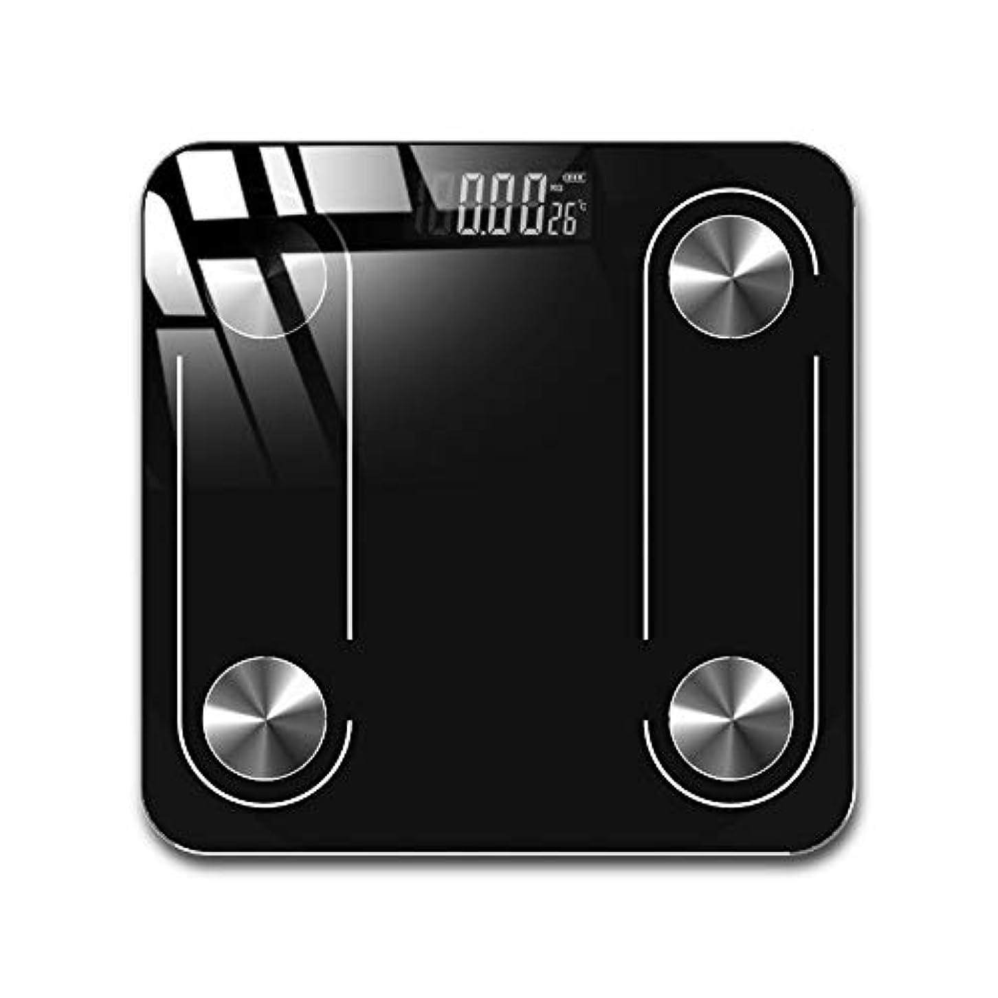 麻痺幸運なことに二度ブルートゥース インテリジェント 体 脂肪 規模 分析 人間 健康 電子 重量 規模 アプリ 接続 音声 ガイダンス 操作、 USB 充電 と データ ケーブル