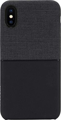 Incase INPH190379 5.8' Funda Negro - Fundas para teléfonos móviles (Funda, Apple, iPhone X, 14,7 cm (5.8'), Negro)