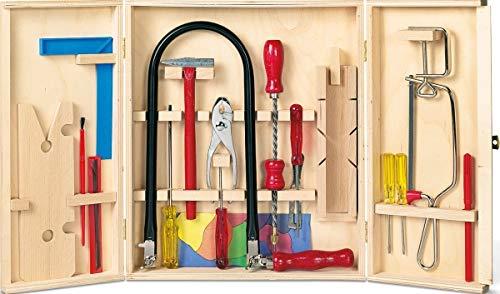 VEDES 407V Bausch Peter Pebaro Laubsägeschrank mit Werkzeug