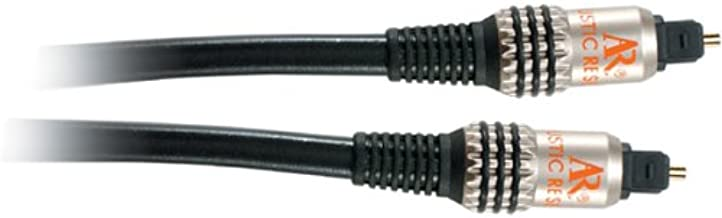 Acoustic Research PR181 Fiber Optical/Toslink Digital Cable (6 feet) (Discontinued by Manufacturer)