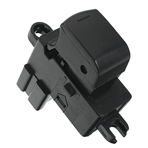 Qivor 25411-JD000 Coche Power Window Interruptor Regulador Regulador de Asistencia Interruptor de Control para Nissan Qashqai Murano Teana