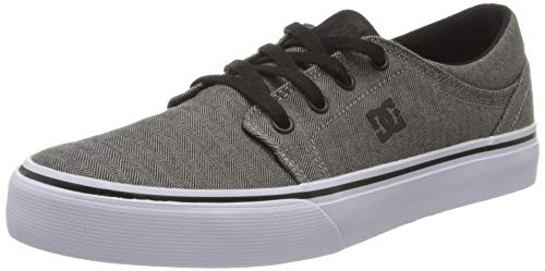 DC Shoes Trase TX SE - Shoes for Kids - Schuhe - Kinder - EU 38 - Grau