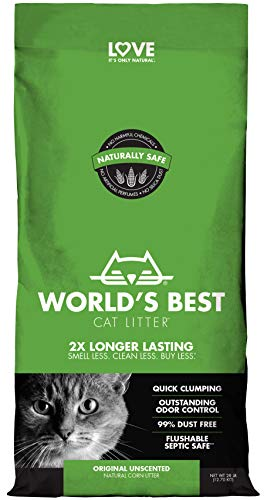 Top worlds best cat litter clumping formula for 2020
