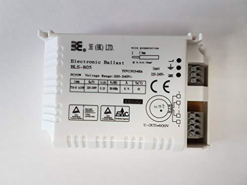 Vorschaltgerät Electronic Ballast 3E BLS-805 55W Starter Trafo T16 Röhre