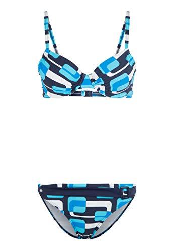 KangaROOS Damen Bügel-Bikini