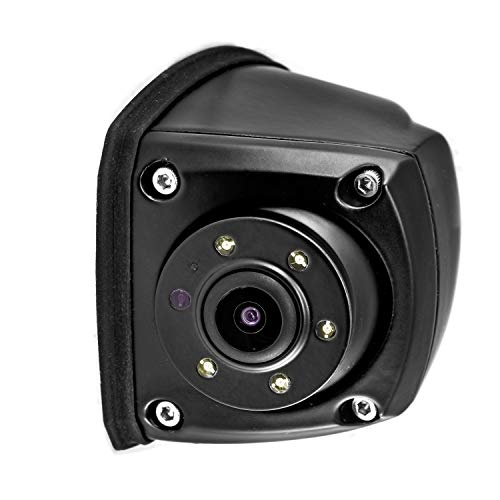 Carmedien Seitenkamera cm-SK2 140° IP69K extrem robust Fahrzeug Seiten Kamera Wohnmobil LKW