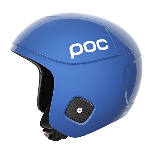 POC Skull Orbic X Unisex Skihelm, Basketane Blau, L