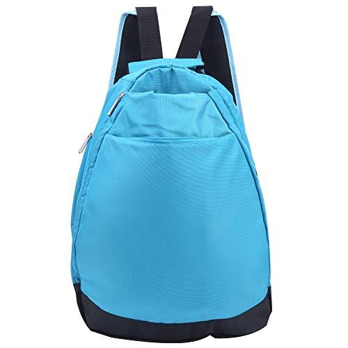 Niunion Tennisschläger-Rucksack, Tennisschläger-Rucksack Badminton-Tasche Sport Outdoor Multifunktions-Diebstahlschutz-Rucksack Blau