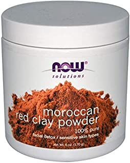 Red Clay Powder Moroccan for skin,hair,body