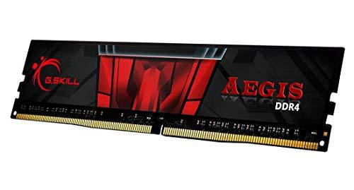 G.Skill F4-3200C16S-8GIS Aegis - Ordenador de sobremesa (DDR4, 8 GB, 3200 CL16)