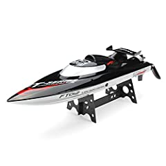 FT012 Upgraded FT009 2.4G Brushless RC Racing Boat Category : RC Toys & Hobbies, RC Boat