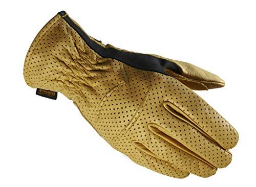 SPIDI Summer Road Lederhandschuhe, gelb, Größe 3XL