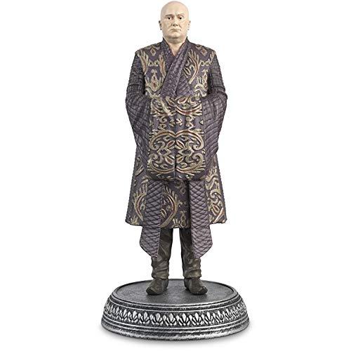 HBO - Figura de Resina Juego de Tronos. Game of Thrones Collection Nº 29 VARYS