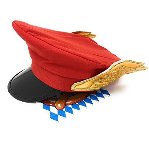 Panelize Engel Hut mit Flügeln Oktoberfest Bayrischer Abend Münchener