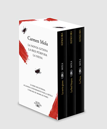 Trilogía La novia gitana (edición pack con: La novia gitana | La red púrpura | La Nena): 717045 (Alfaguara Negra)