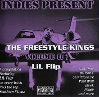 The Freestyle Kings Volume II - Lil Flip