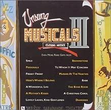 Unsung Musicals III Studio Cast