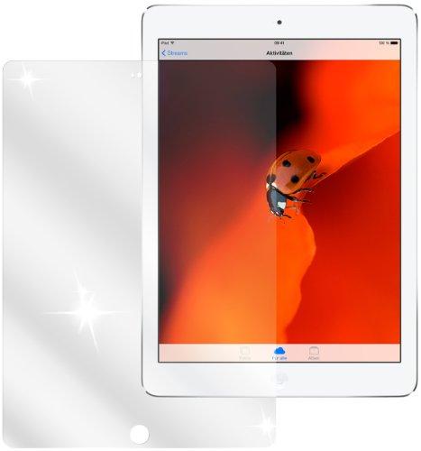 dipos I 3X Schutzfolie klar kompatibel mit Apple iPad Air/iPad Air 2 Folie Bildschirmschutzfolie