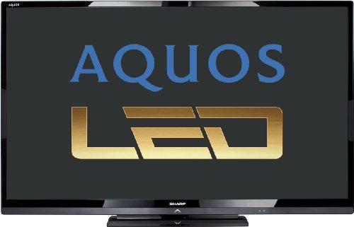 Sharp LC60LE635E 152 cm (60 Zoll) LED-Backlight-Fernseher (Full-HD, 100 Hz, DVB-T/C/S2, CI+, SmartTV) schwarz