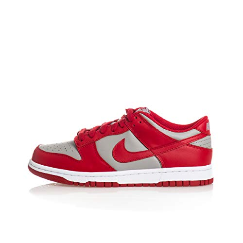 Nike Youth Dunk Low Retro GS CW1590 002 UNLV - Size 7Y