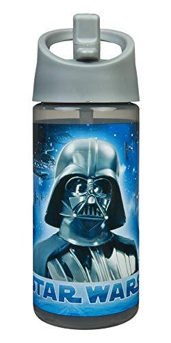 Undercover Star Wars Aero Trinkflasche - Sportflasche, 400 ml