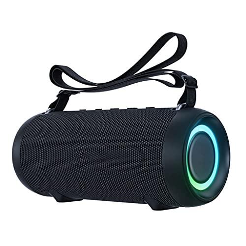 RYSF Haut-Parleur Bluetooth Puissance de Sortie 60W Haut-Parleur Bluetooth avec amplificateur de Classe D Excellent Haut-Parleur HiFi de Performance de Basses
