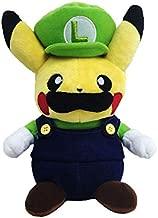 20 cm Pikachu Cosplay Luigi Soft Toy