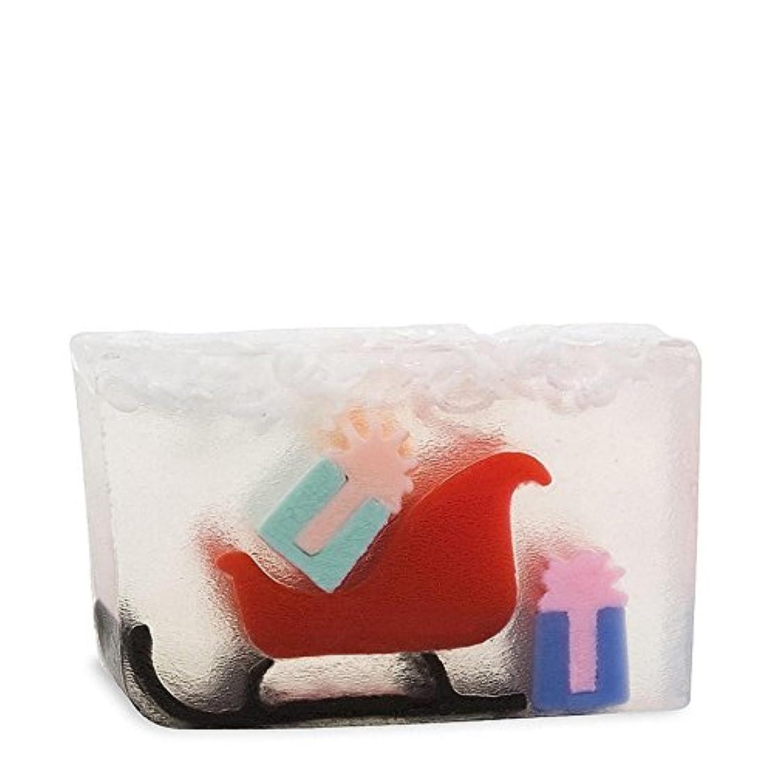 酒タッチ枝原始要素のサンタのそり x4 - Primal Elements Santas Sleigh (Pack of 4) [並行輸入品]