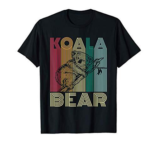 Koala Bären Australien Geschenk Koala T-Shirt