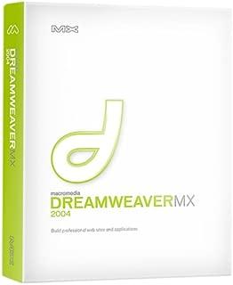 Macromedia Dreamweaver MX 2004 [OLD VERSION]