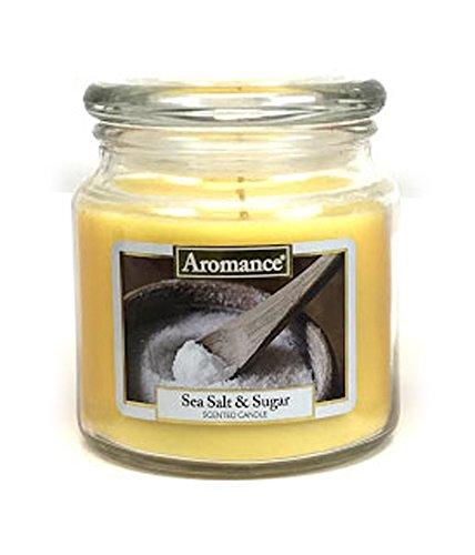 AttractionOil Gifts Aromance Seaside Retreat Candle (Sea Salt and Sugar)