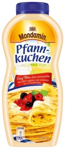 Mondamin, Pfannkuchen Teig-Mix, 8 Flaschen, (8 x 198 g)