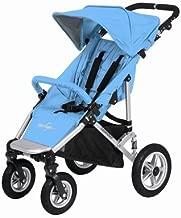 Easywalker Quattro Base Stroller - Aqua - One Size