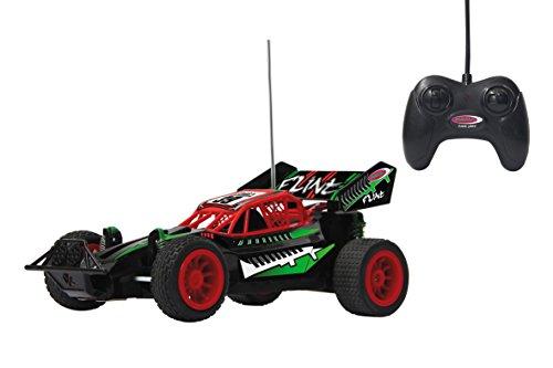 Jamara 410033- Flint Buggy Fahrzeug, 1:14, 27 MHz