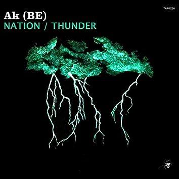 Nation / Thunder