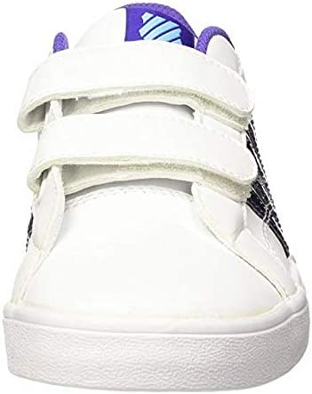 k-SWISS Belmont SO Strap Sneaker Infant//Toddler