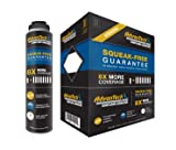 AdvanTech Subfloor Adhesive | Polyurethane Construction Adhesive | 8X More Coverage | Squeak Free Guarantee | Includes (6) 24 oz. cans.