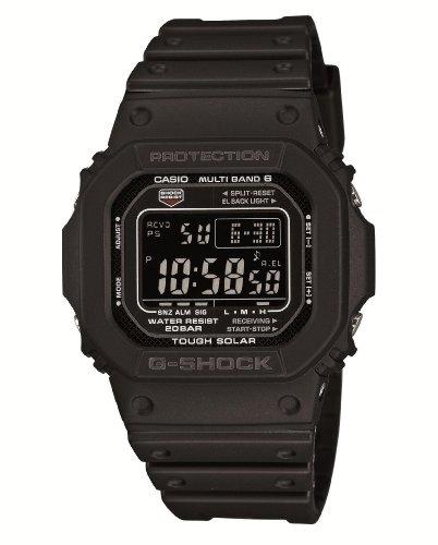 [カシオ] 腕時計 ジーショック 電波ソーラ GW-M5610-1BJF ブラック