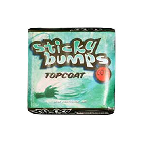 STICKY BUMPS Lot de 3 cire de surf froide/froide Blanc