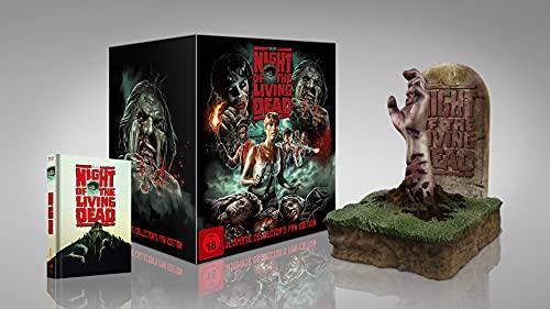 Produktbild von Night of the Living Dead (Uncut Kinofassung - Ultimate Collector´s Fan Edition (Figurine) Exklusiv bei amazon.de [Blu-ray]