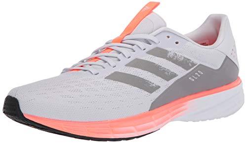 adidas Men's SL20 Running Shoe, Dash Grey/Dove Grey/Core Black, 9