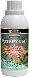 S.T. International Nitrify Nutri 2 Premium Nitrifying and Beneficial Soultion for Freshwater - 8.4 oz, 250 ml