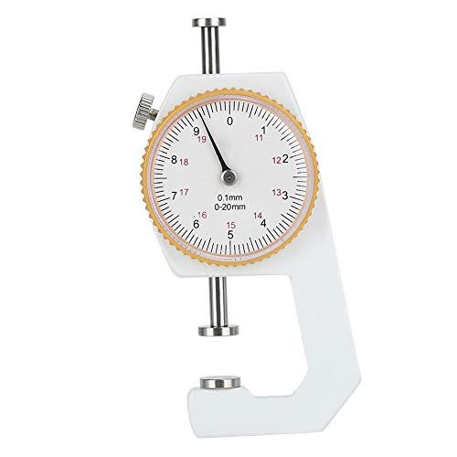 Digitales Dickenmessgerät, Messgerät Präzisionsmessgerät, Dickenmessgerät Tester Mikrometer für Jewelry Watch Sizing Tool
