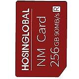 Liadance Teléfono Tarjeta de expansión 256G NM Tarjeta Micro SD...