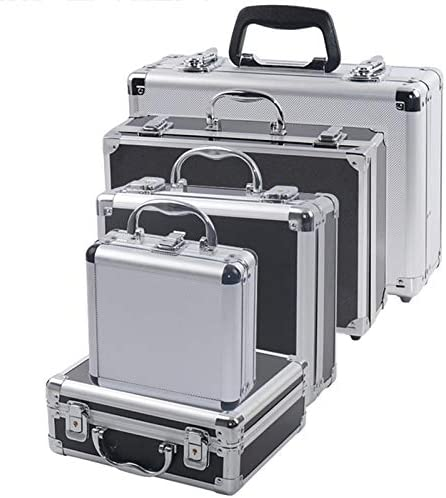 LKKPT Portable Aluminum Sale Max 42% OFF special price Tool Box Safety Instru Toolbox Equipment