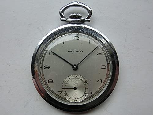 スイス MOVDO モバド 懐中時計 手巻き 良い雰囲気